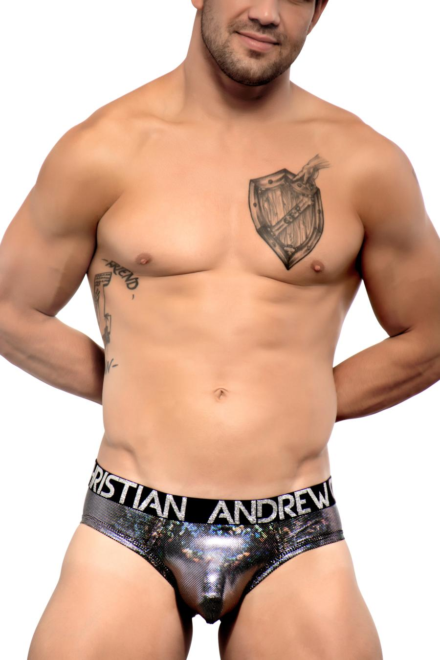 Underwear Review -Andrew Christian Disco Brief