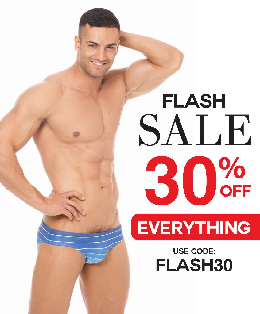 Johnny Beach Buns Flash Sale