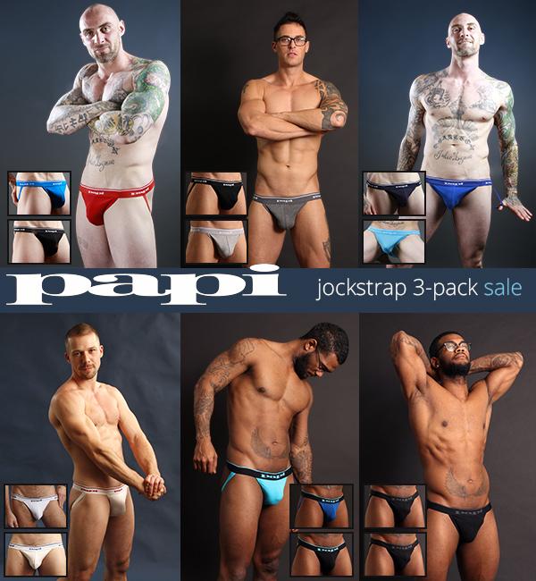 Jockstrap Central Papi Jock Sale