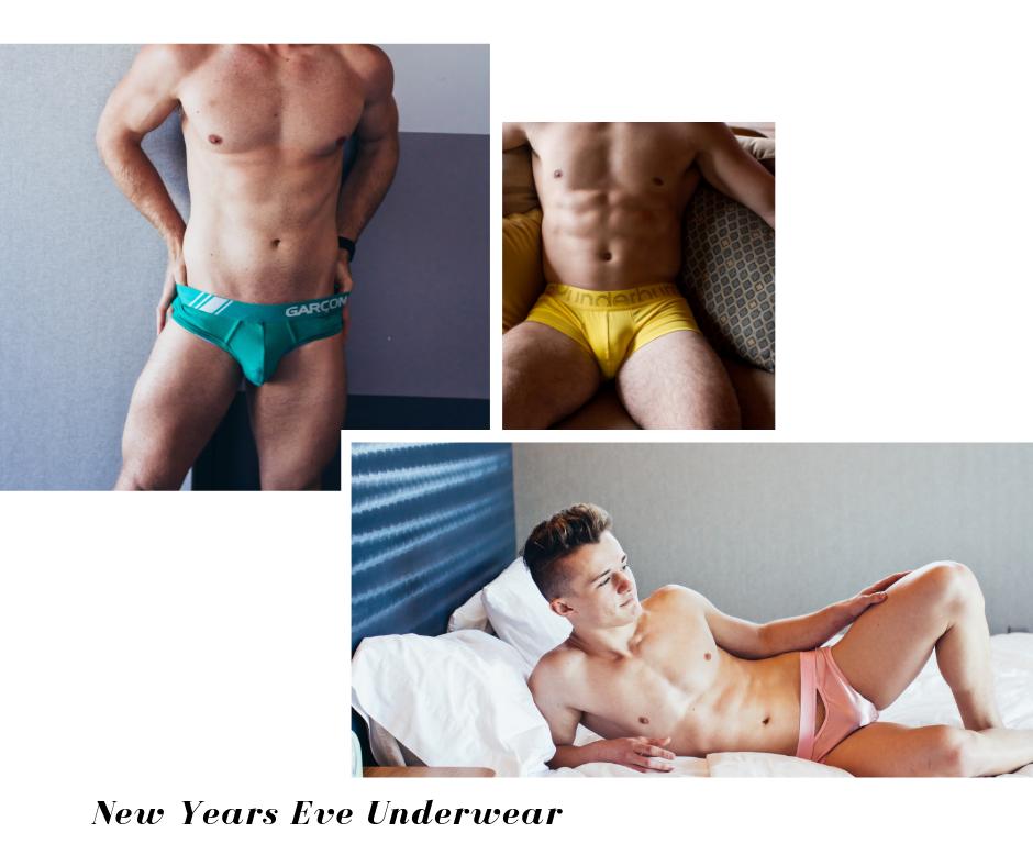 What underwear to wear New Years Eve