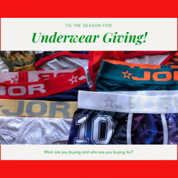 Poll – Are you buying Underwear for the Holidays