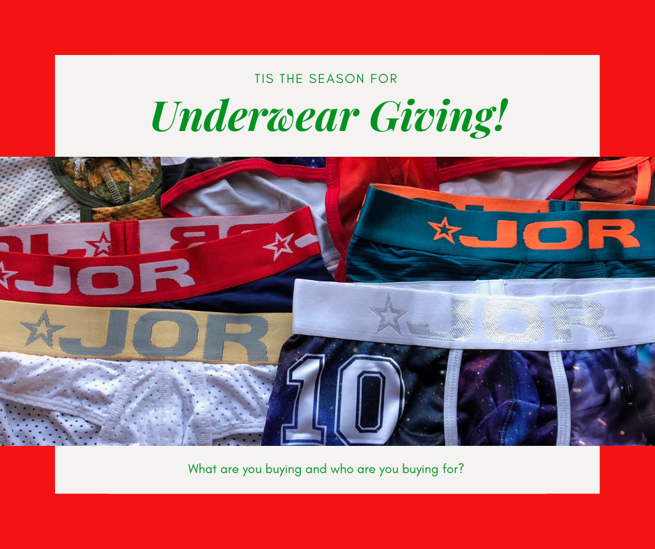 Poll - Are you buying Underwear for the Holidays