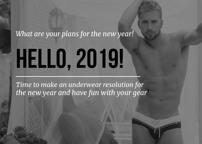 Do you have some Underwear Resolutions?