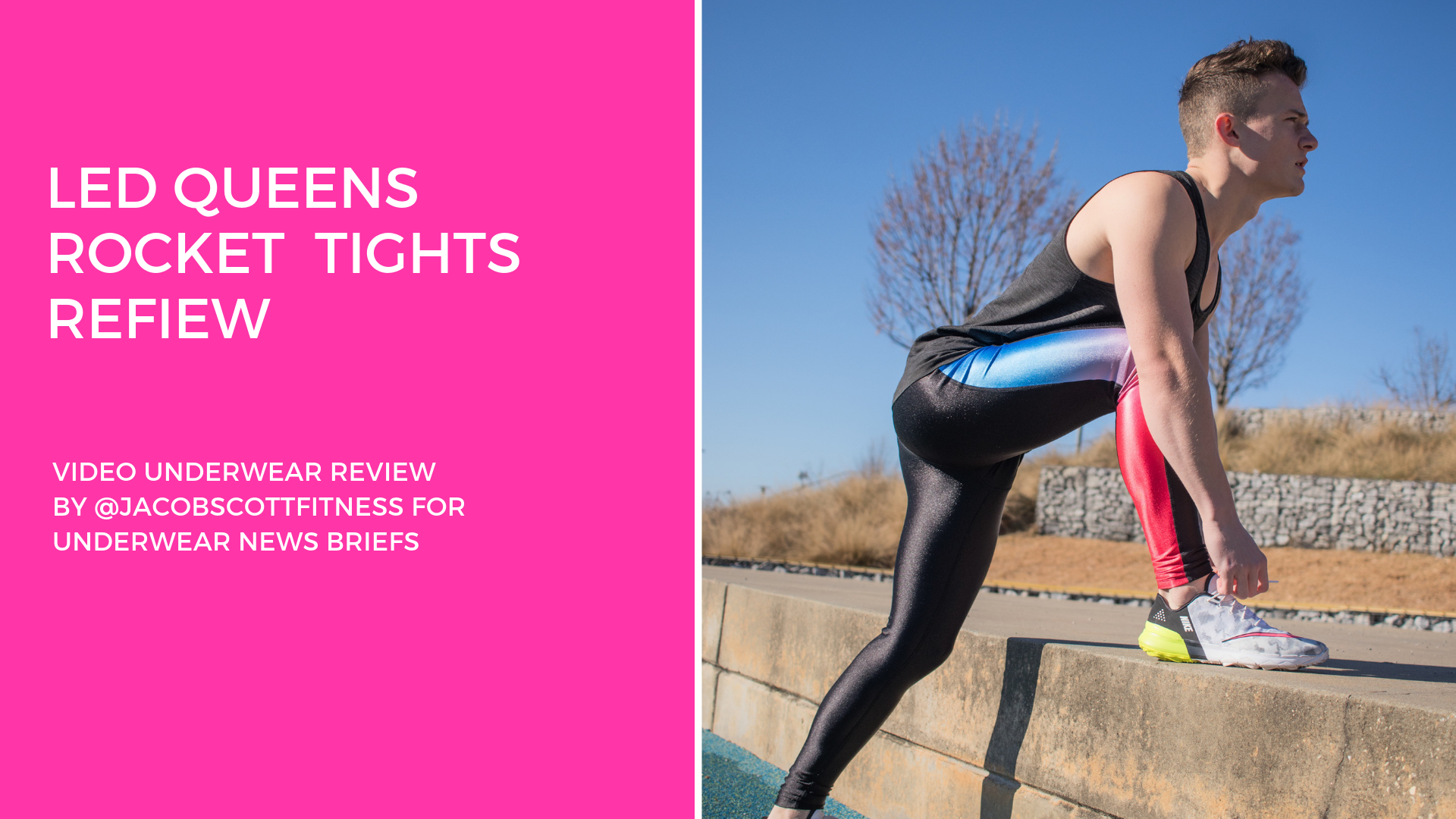 Video Review - LED Queens Rocket Tights
