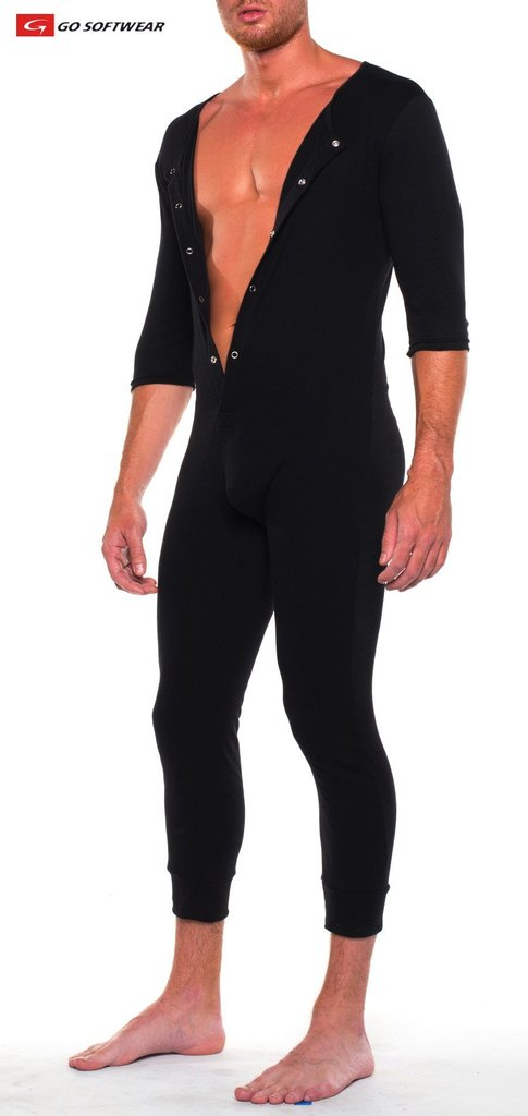 Stay warm in the Go Softwear West Coast Union Suit