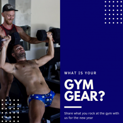 Poll – What are you wearing to work out in?