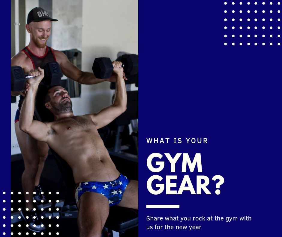 Poll - What are you wearing to work out in?