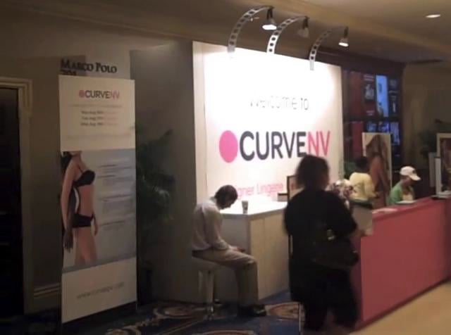 UNB Goes to Curve 2010