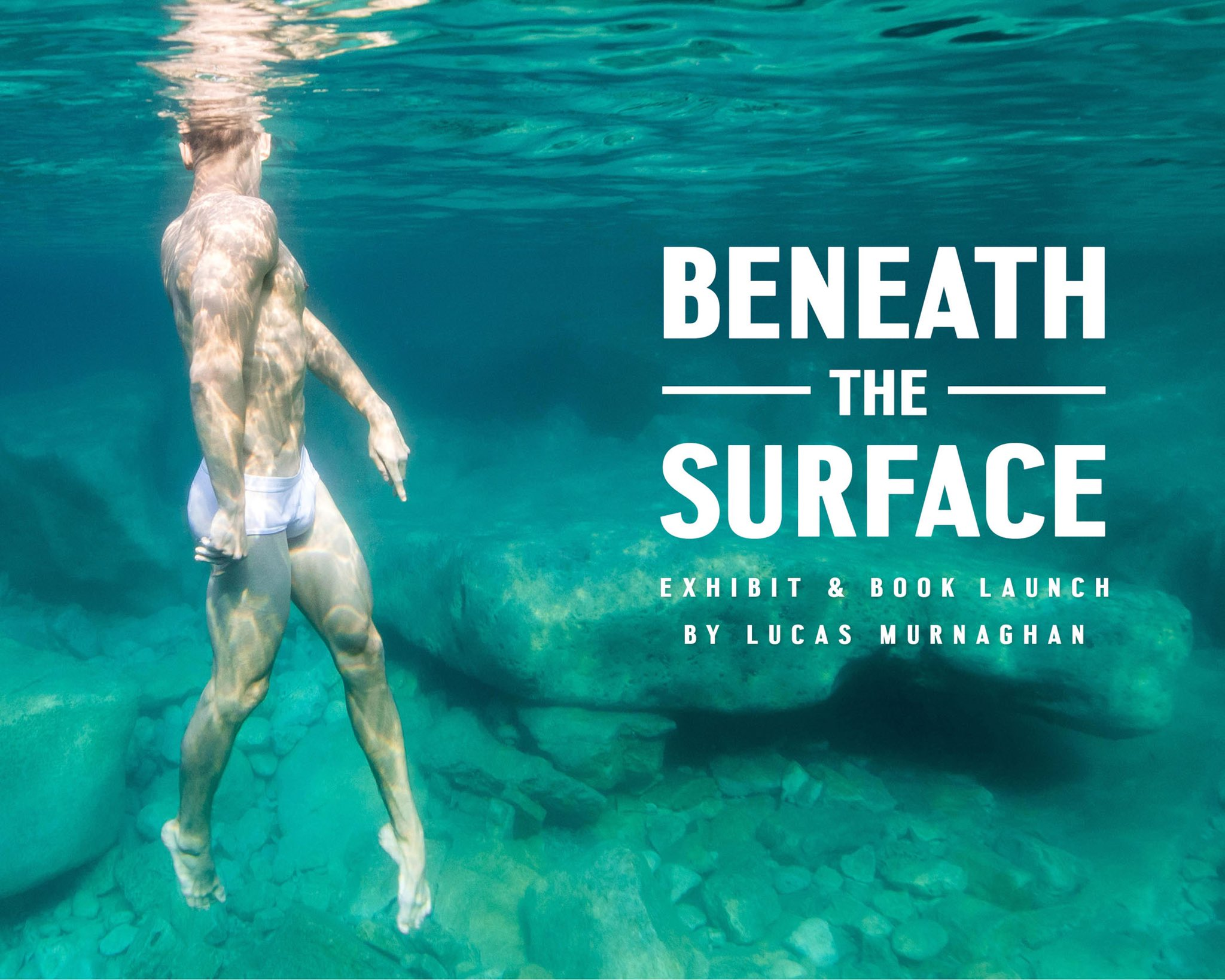 Lucas Murnaghan - New Book Breaking the Surface