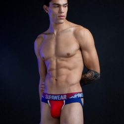 Go Turbo in New Supawear