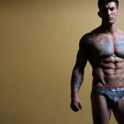 Baskit $12 Tuesday – Body Art Brief