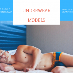 Which Underwear Models should we Interview?