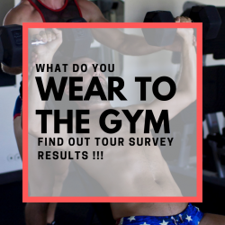 Spandex and the Gym – What do you wear?