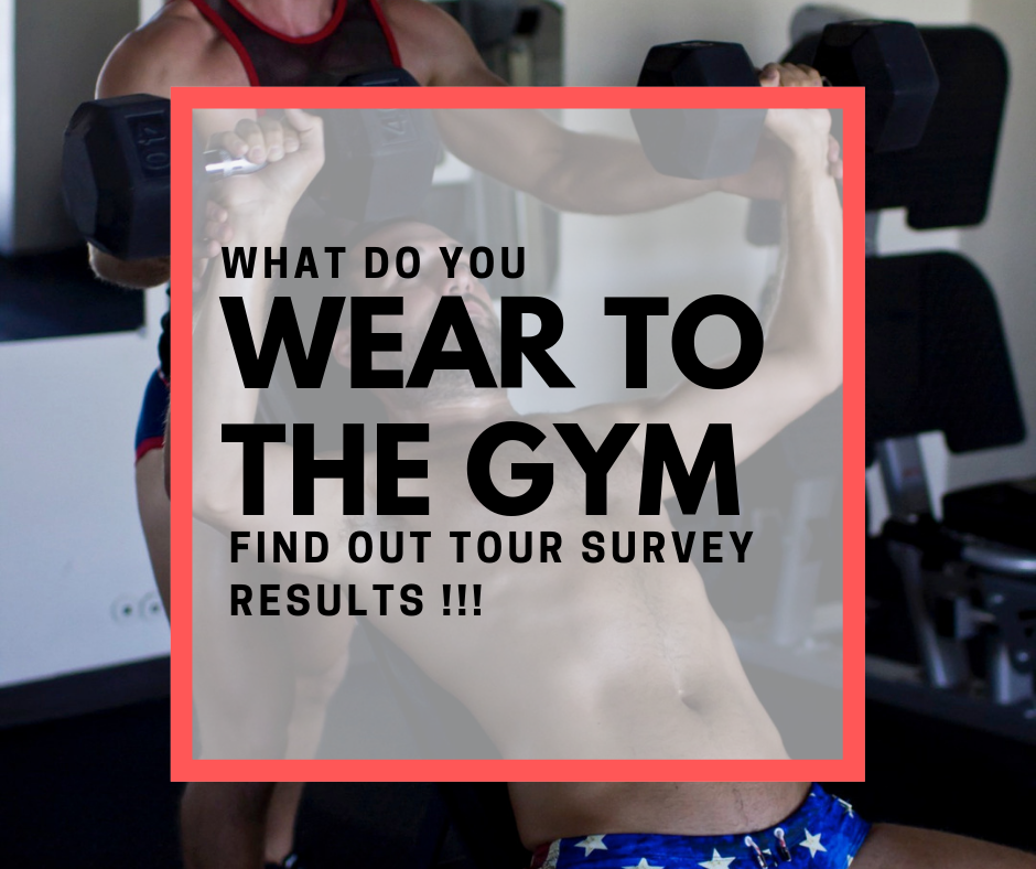 Spandex and the Gym - What do you wear?