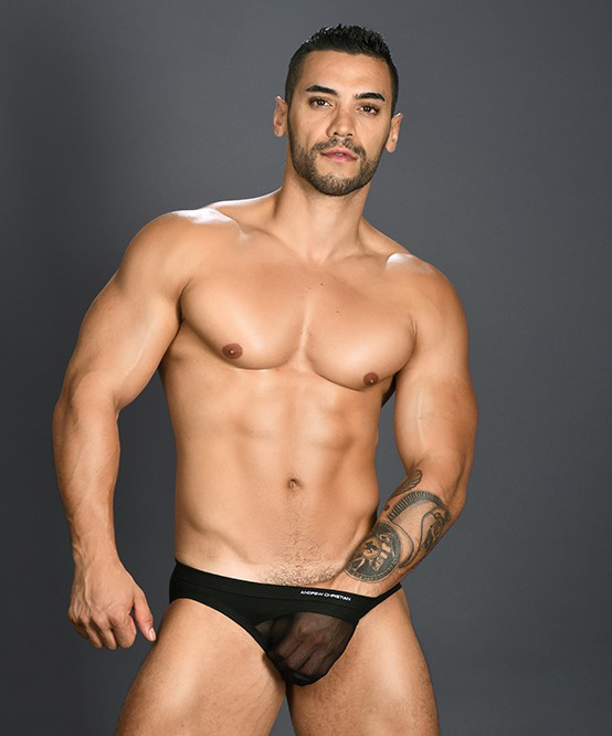 Andrew Christian Arch Gigolo Mesh Brief