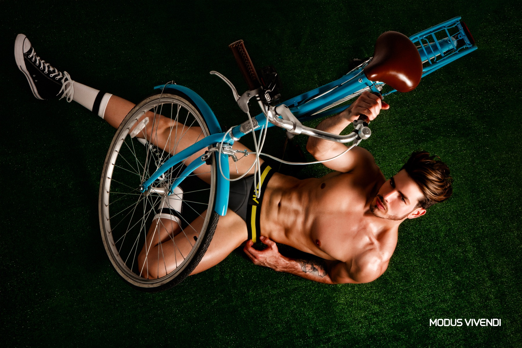 Modus Vivendi Launches the Cycling Line