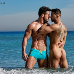 Maskulo Swimwear – Branching out from fetish