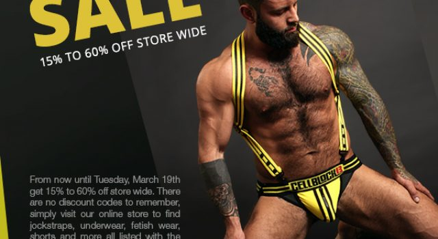 Jockstrap Central Gear Up Sale
