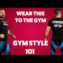 Gym Style 101 with LED Queens