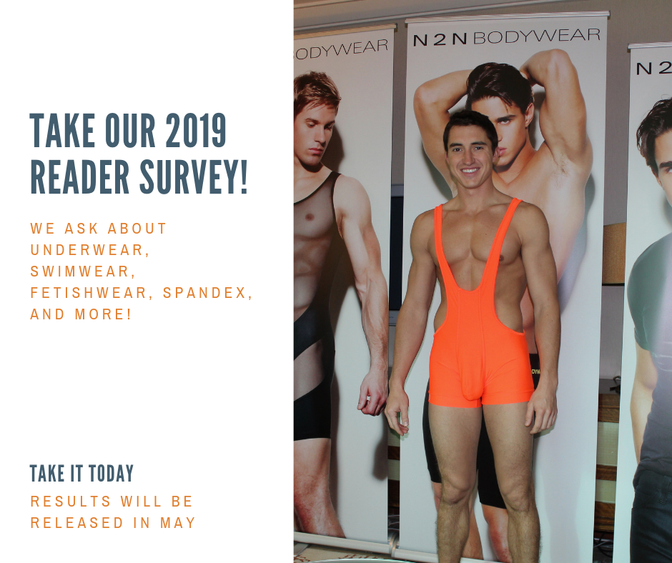 Time for the 2019 Reader Survey