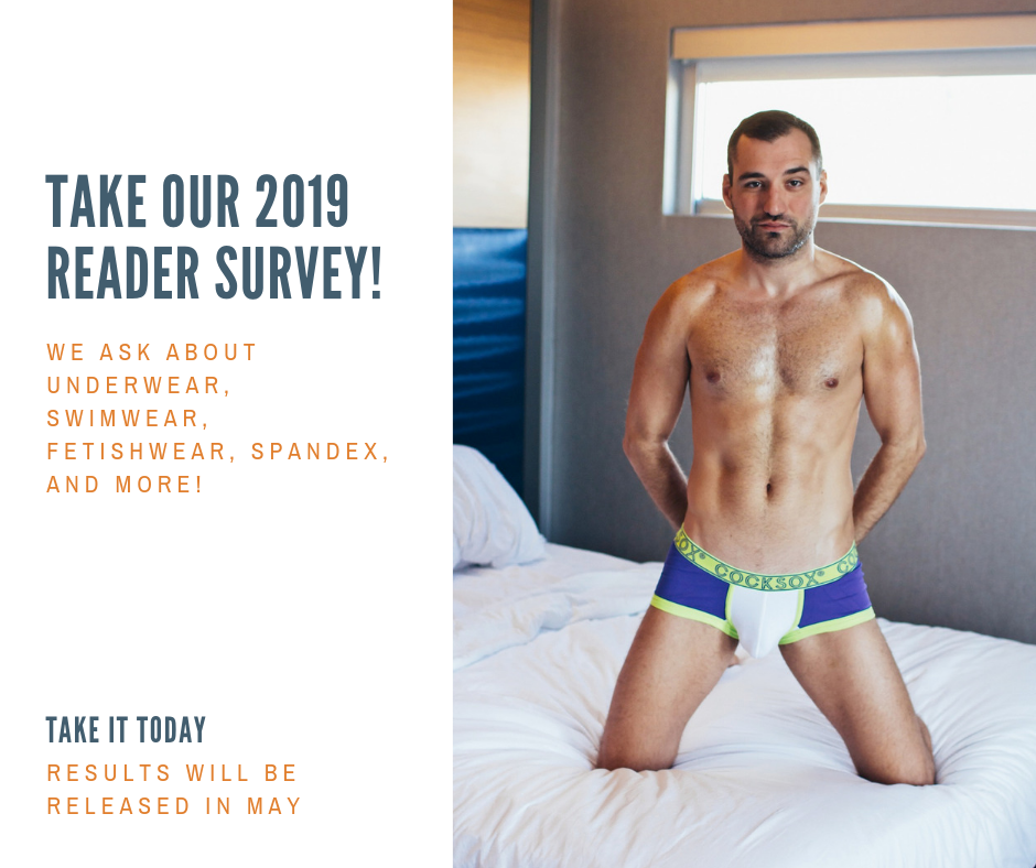 Take the UNB 2019 Reader Survey