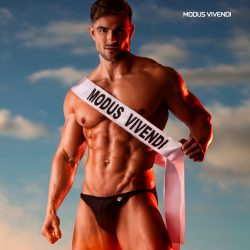 Modus Vivendi Releases the new Bodybuilding Line