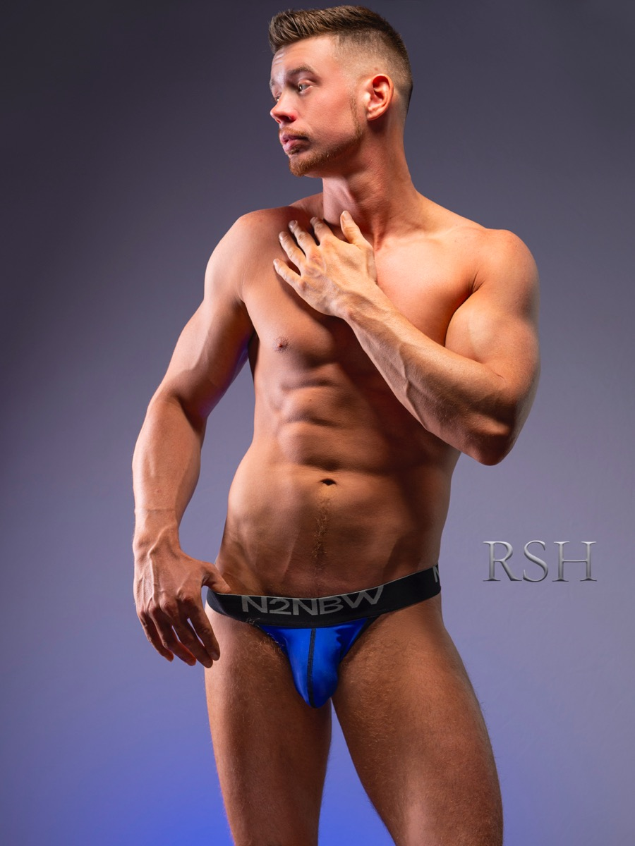 Brief Distraction featuring RSH Photography & N2N Bodywear