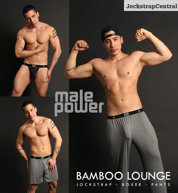 Jockstrap Central features Male Power Bamboo Lounge pants, jockstraps