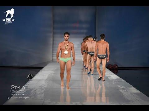TBT Video - RIO-CA SUNGA CO. Style Fashion Week Summer/Verao 2016-17 | Runway Show