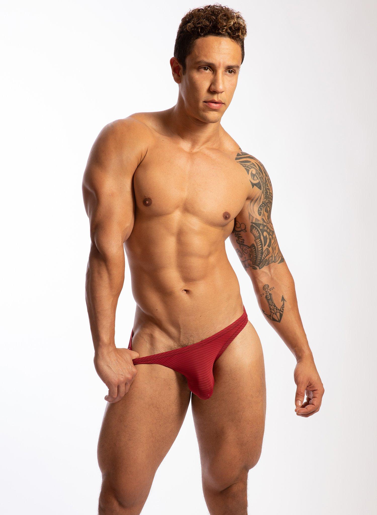 N2N Bodywear New Paramore Swim Thong and Bikin
