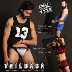 Cellblock 13 Tailback at Jockstrap Central
