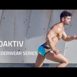 2EROS Coaktiv underwear series