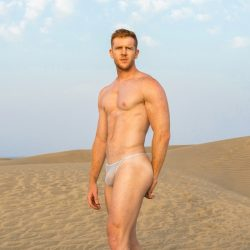 AIR – The New underwear collection by L'Homme Invisible.
