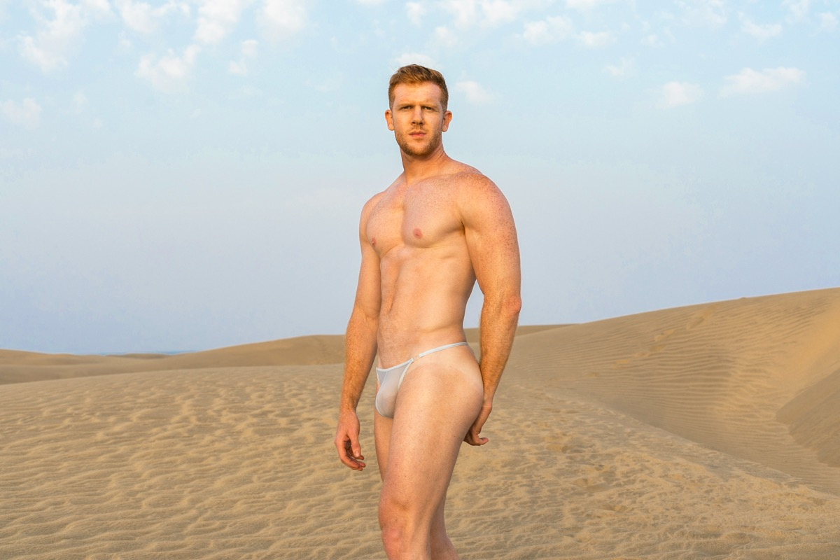 AIR - The New underwear collection by L'Homme Invisible.