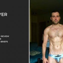 Underwear Review – Joe Snyder Sexiest Bikini