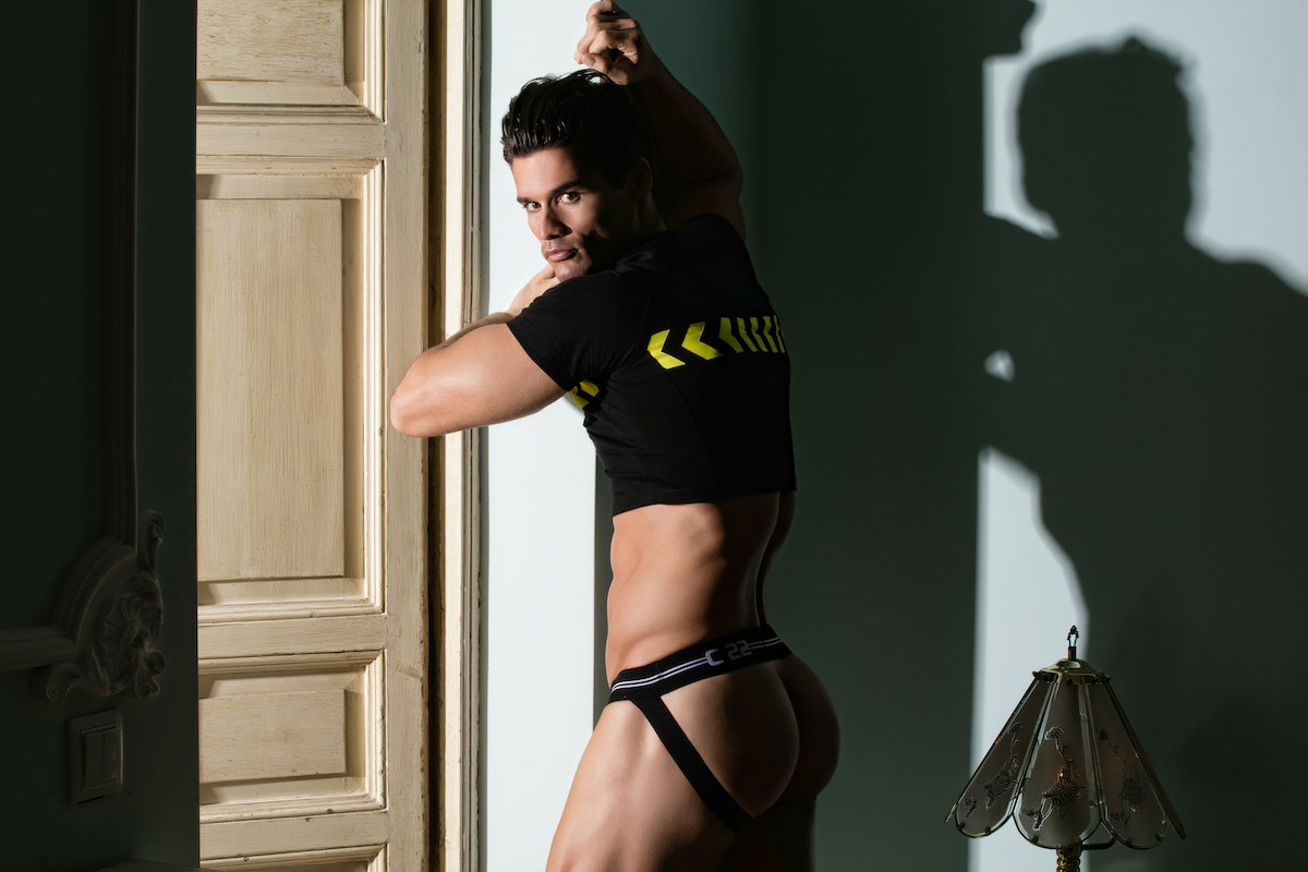 New Code22 at Men and Underwear Store