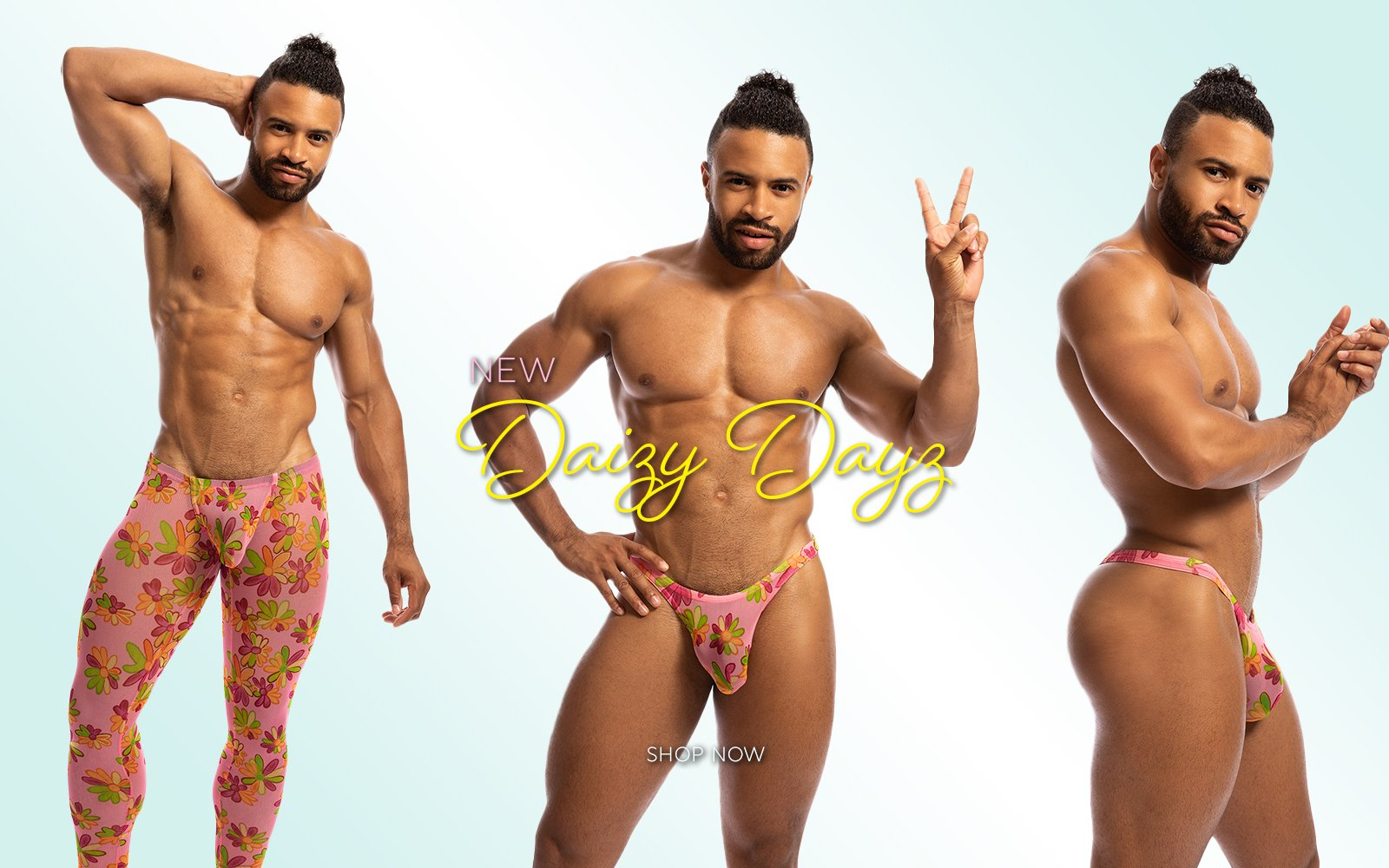 Be Fresh as a Daisey in N2N Bodywear
