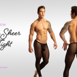 Go Sheer with N2N Bodywear
