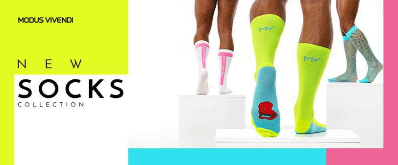 Modus Vivendi Launches the Socks Line from the MOVE