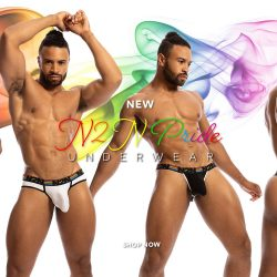 Show your Pride with N2N Bodywear