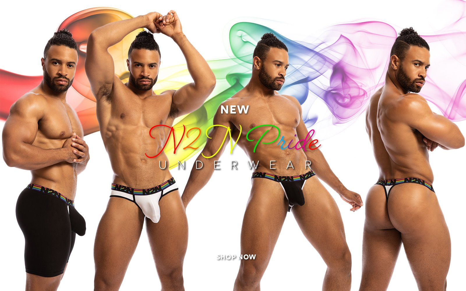 Show your Pride with N2N Bodywear