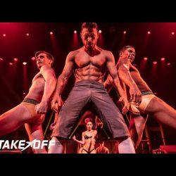 FRIDAY FUN – Broadway Bares