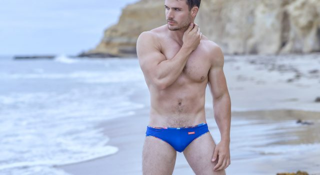 Summer swimwear inspiration: Philip Fusco is beach-body ready