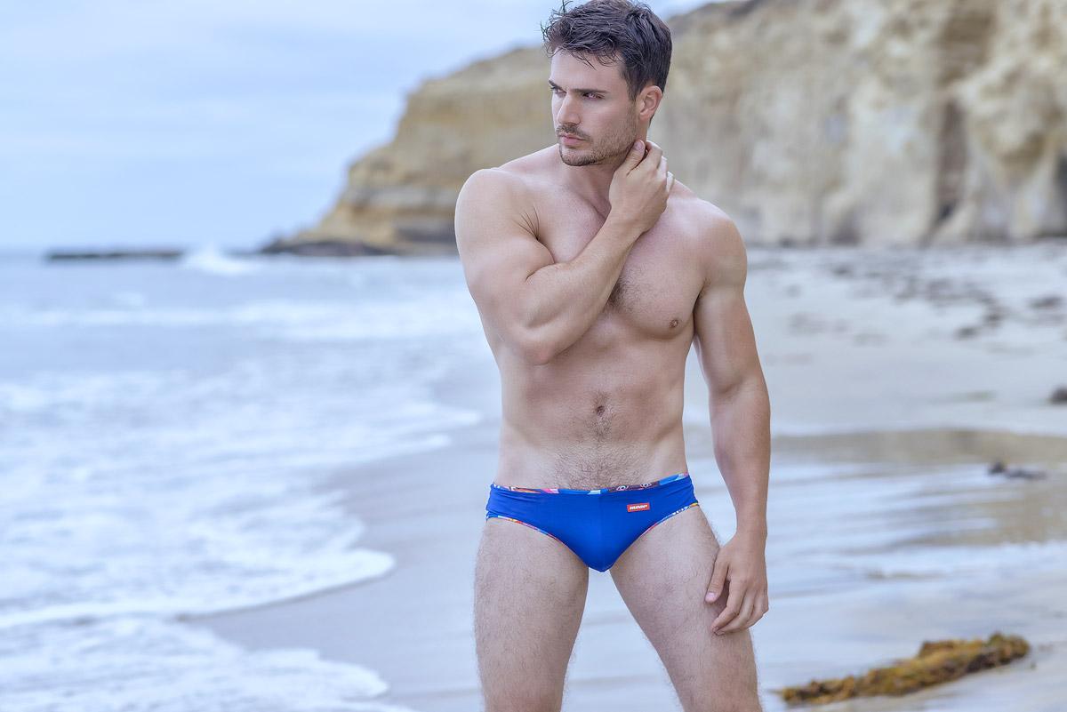 Summer swimwear inspiration: Philip Fusco is beach-body ready