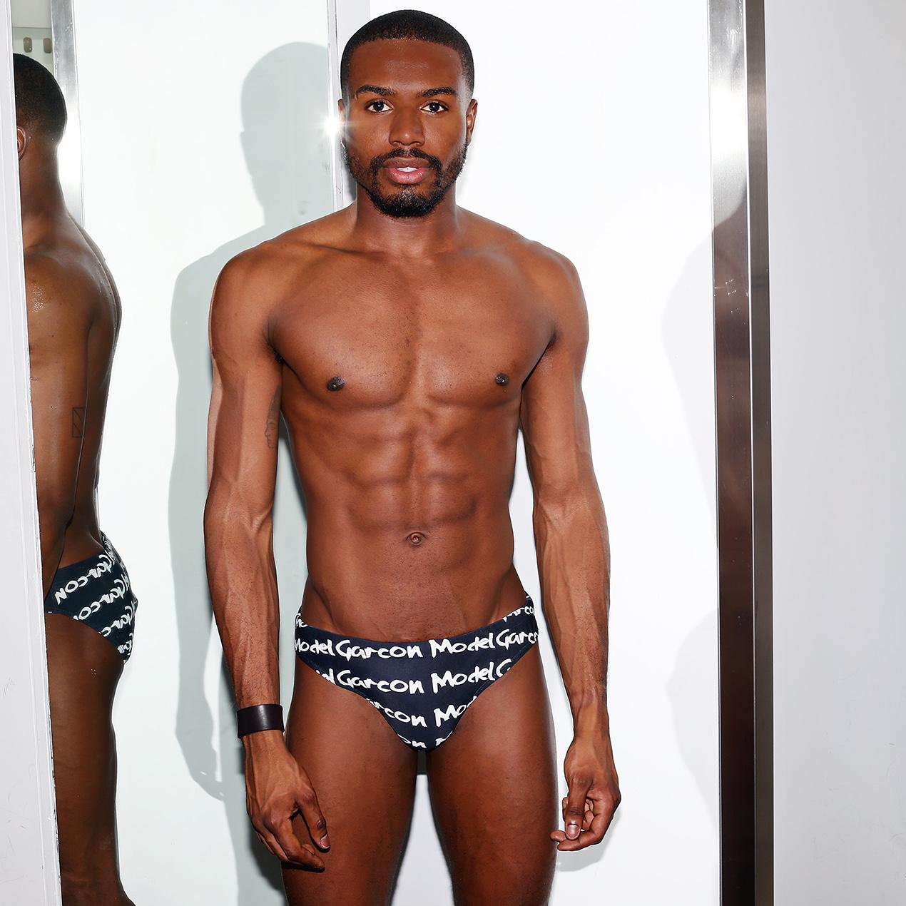 Garcon Model - New Model Andre