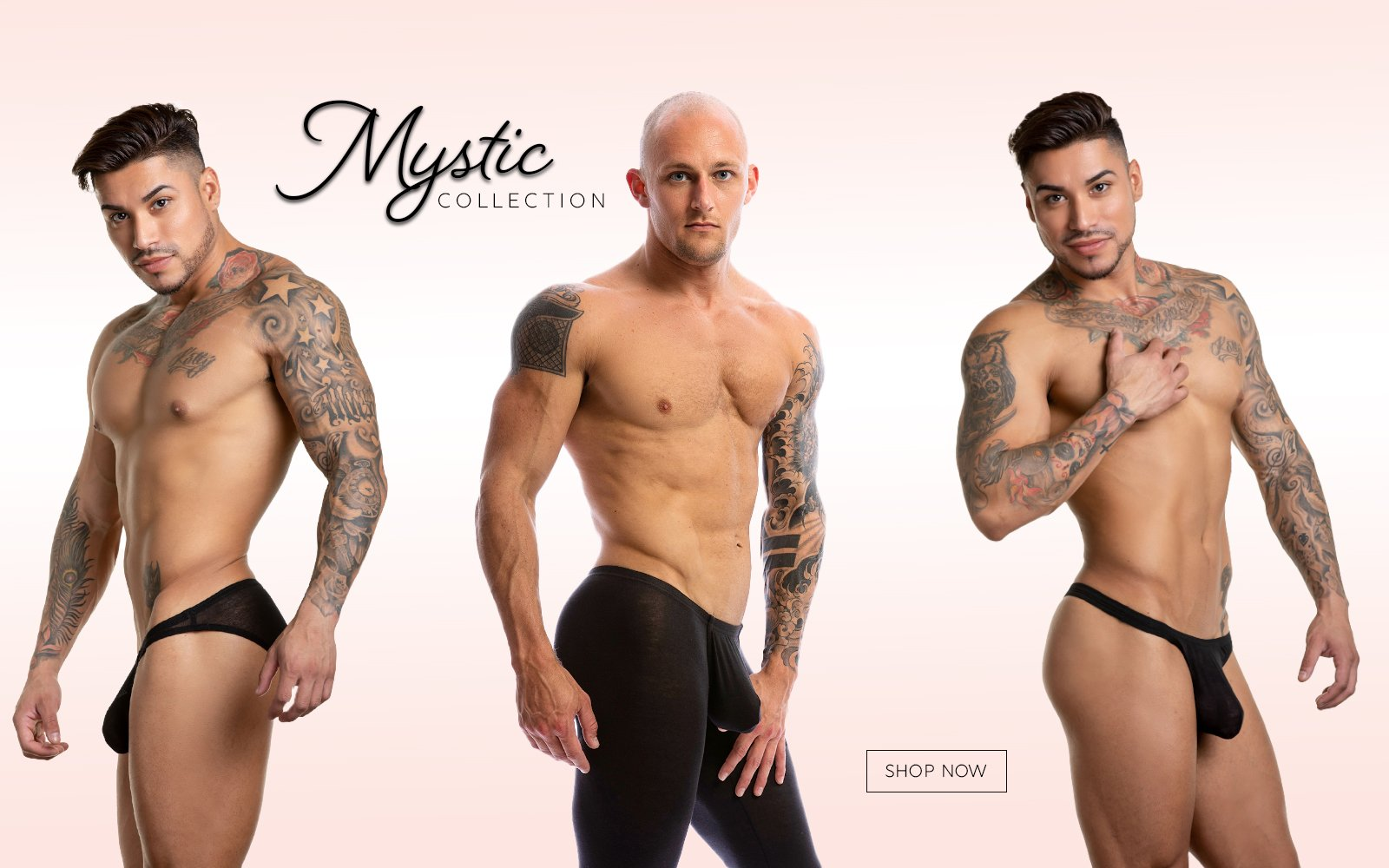 N2N Bodywear New Mystic Collection