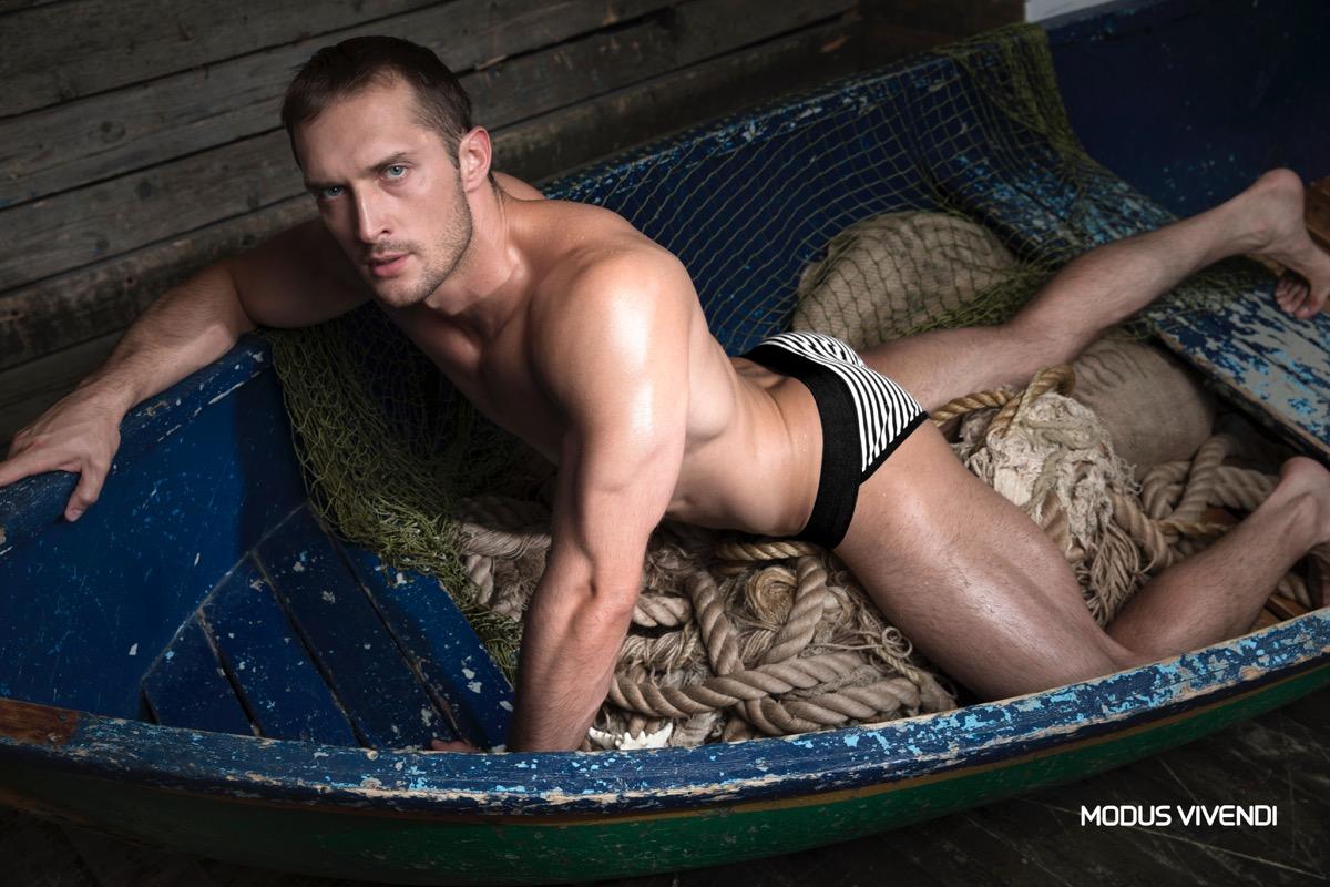 Modus Vivendi Launches the Marine underwear Line from the MOVE