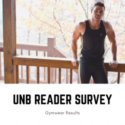 Reader Survey Results – Gymwear