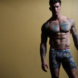 Baskit $12 Tuesday – Body Art Boxer Briefs