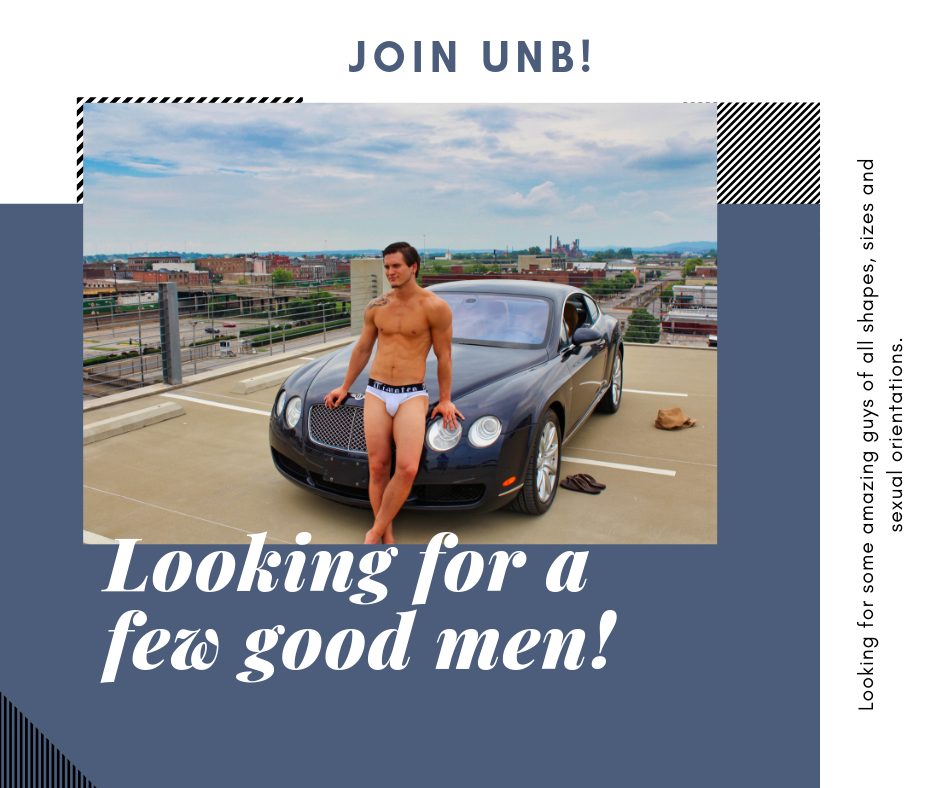 We are looking for a few good men